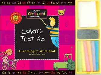 My Little Chalkboard: Colors That Go