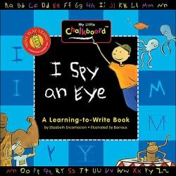 My Little Chalkboard: I Spy an Eye