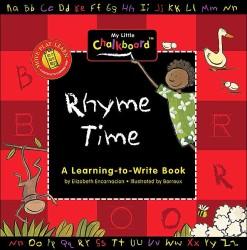 My Little Chalkboard: Rhyme Time