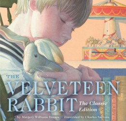 The Velveteen Rabbit, illustrated by Charles Santore